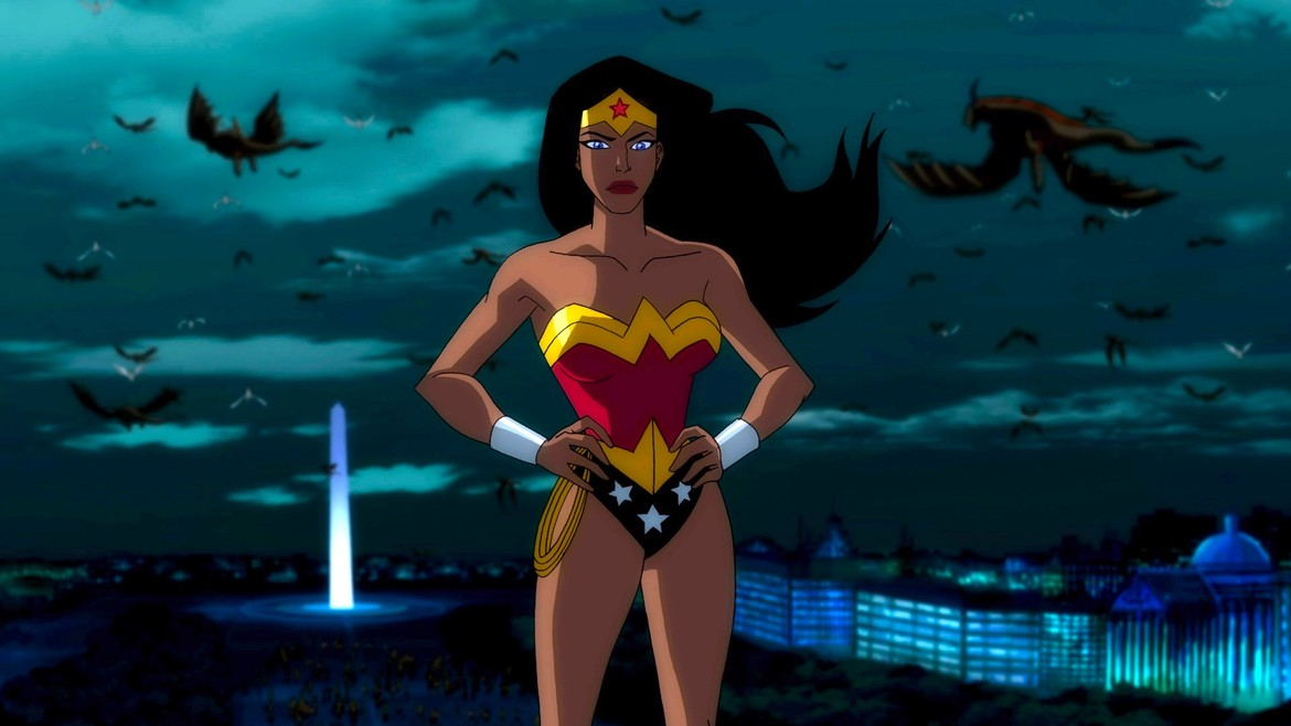 DC Animated's Wonder Woman: Watch a supercut from the re-release ...