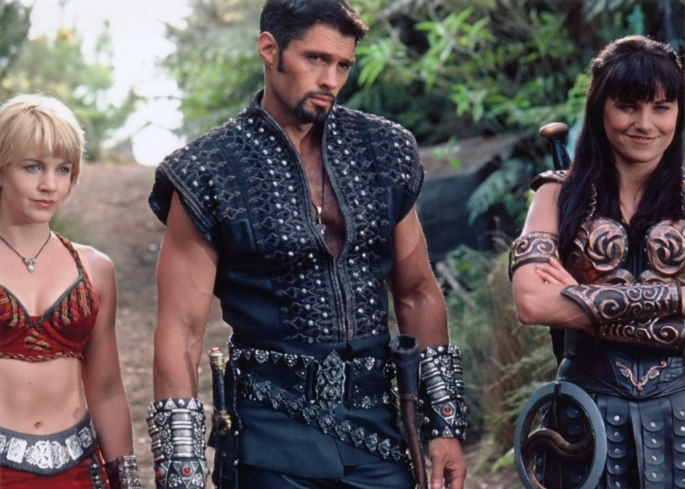 Here's why Xena and Gabrielle never became a couple on Xena