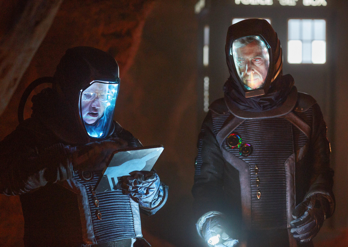 """Doctor Who - \""""Empress of Mars\"""""""
