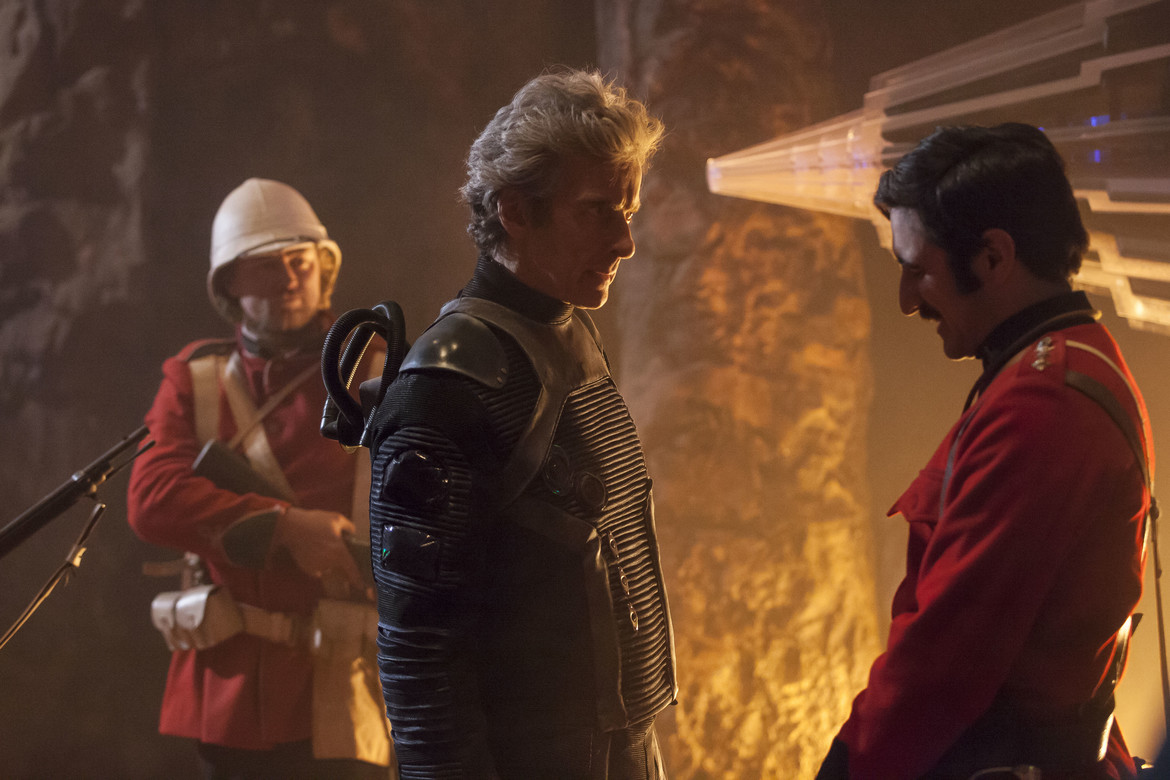 "Doctor Who - ""Empress of Mars\"""