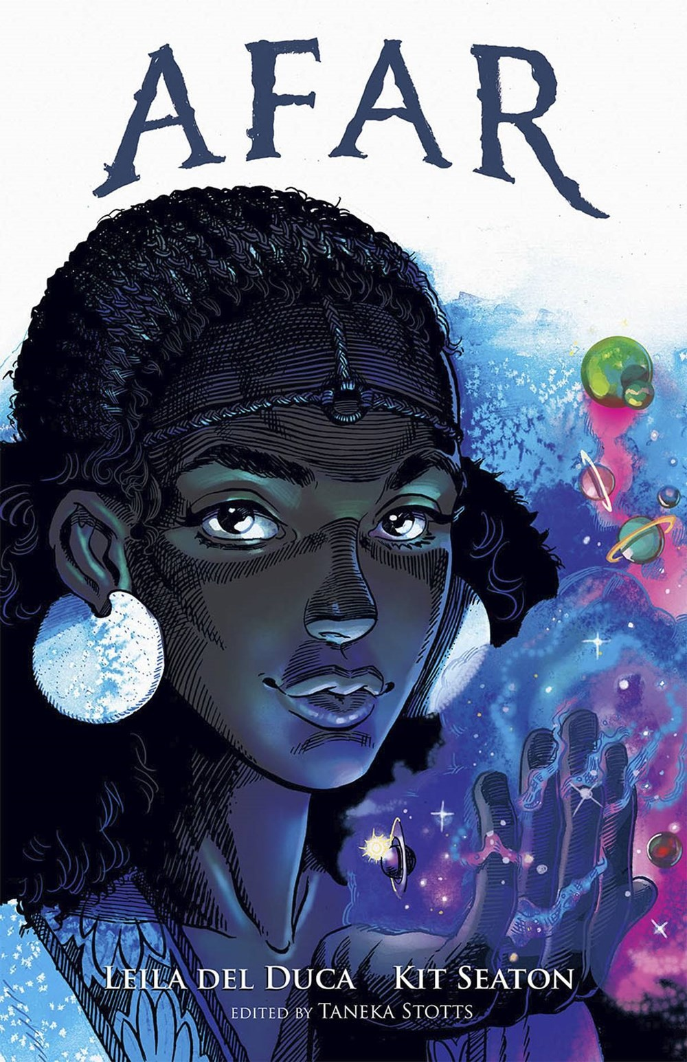 afar graphic novel