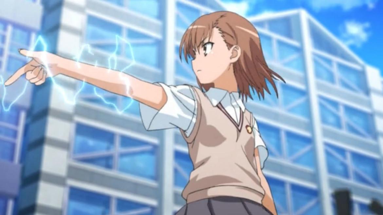 A Certain Scientific Railgun - Mikoto Misaka
