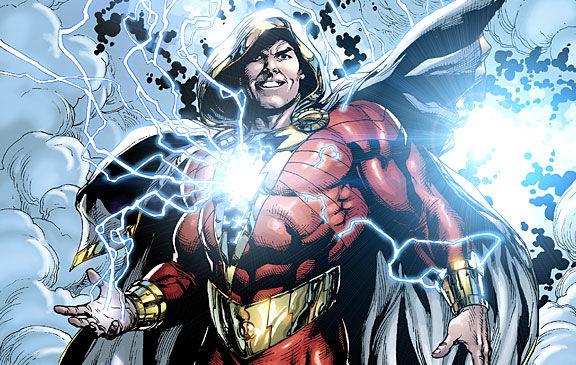Shazam, DC Comics
