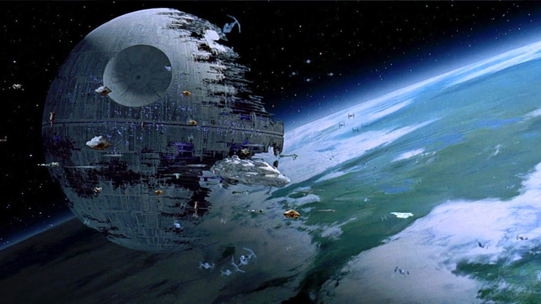 Death Star rebuilt