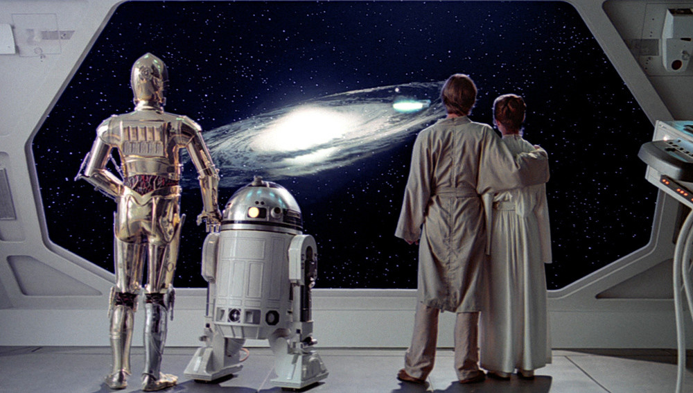 Empire Strikes Back galaxy
