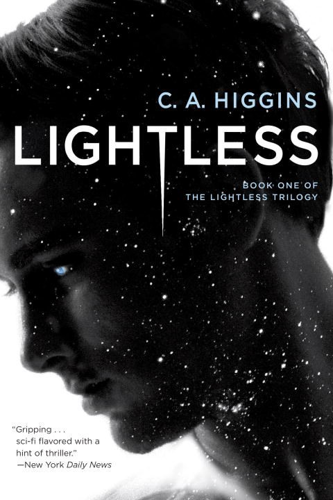 lightless - c.a. higgins