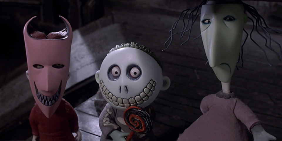 The 13 Best Characters From The Nightmare Before Christmas