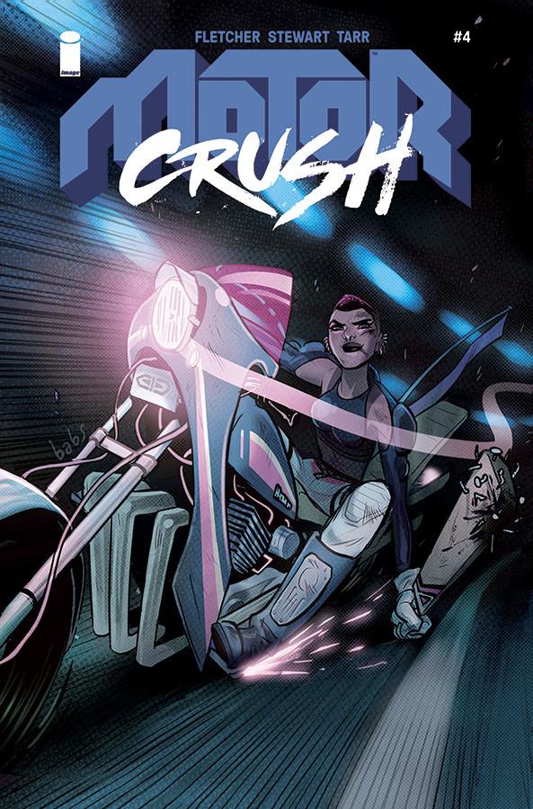 motor crush #4