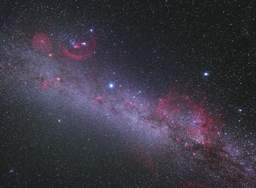 Orion, by Yuri Beletsky