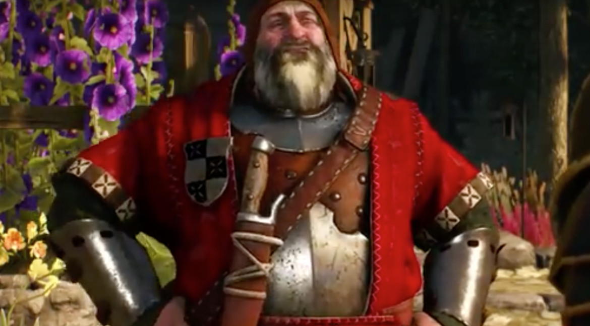 Witcher 3- The Bloody Baron