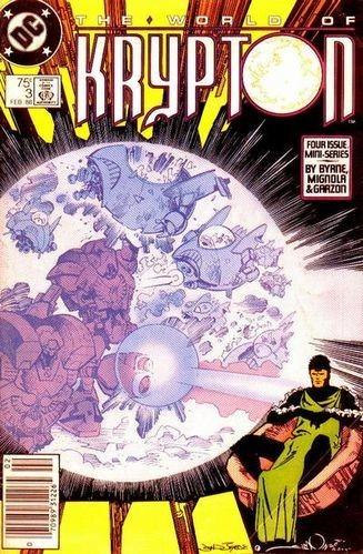 World of Krypton 3 Cover
