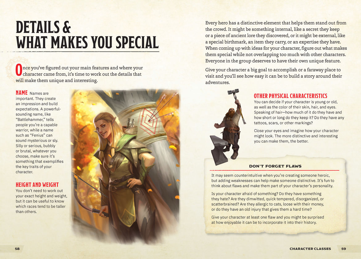Dungeons & Dragons: Learn about the Warriors & Weapons of
