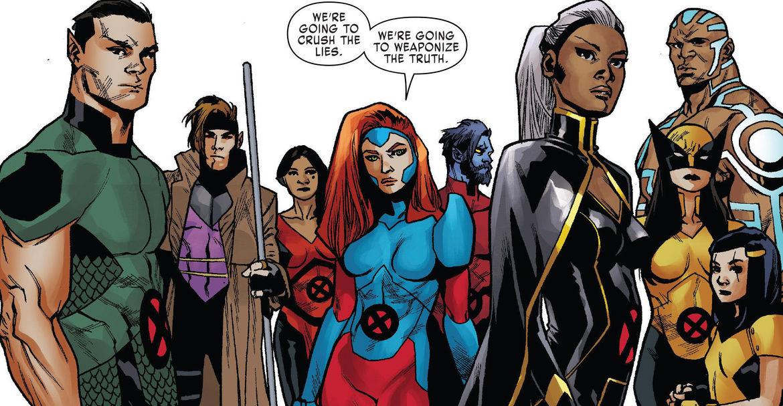 Marvel Comics, X-Men: Red