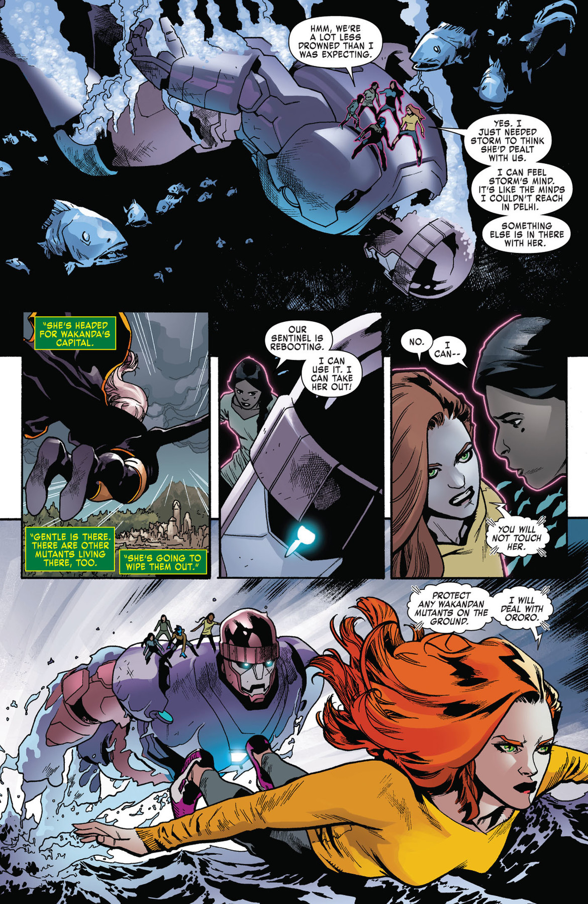 X-Men Red #4 page 2