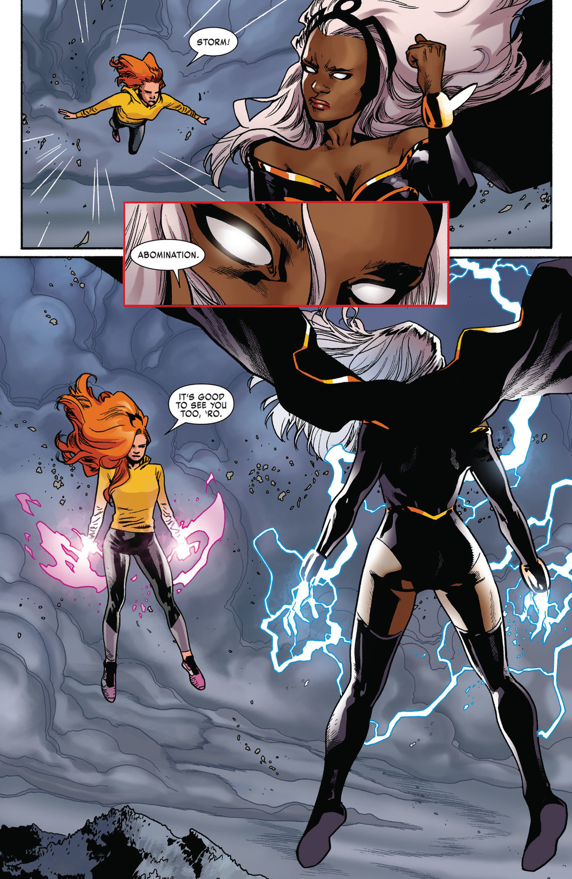 X-Men Red #4 page 4