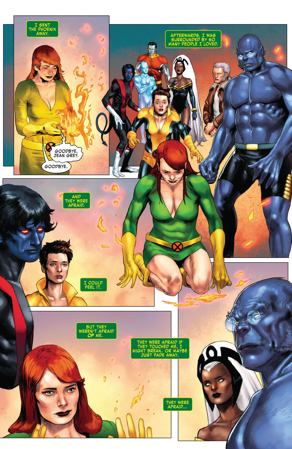 X-Men Red Annual 1 page 2