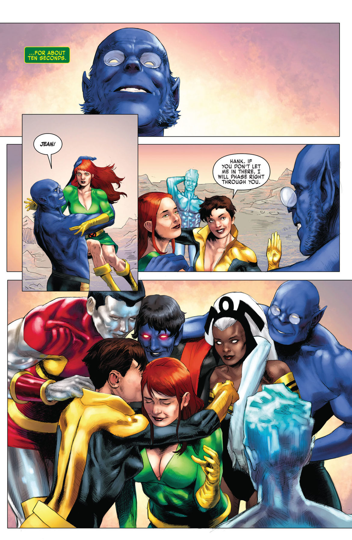 X-Men Red Annual 1 page 3