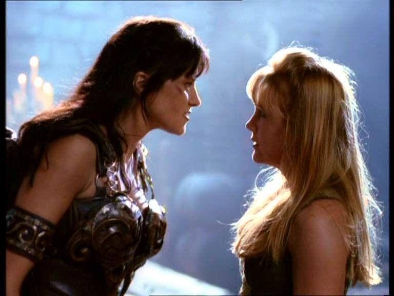 Xena 322, Xena and Gabrielle