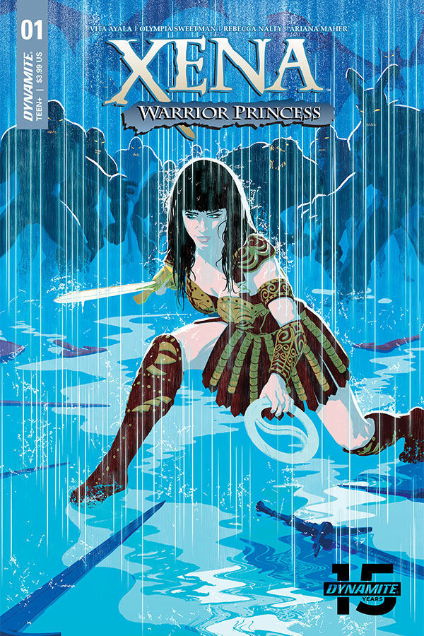 Xena Cover 1