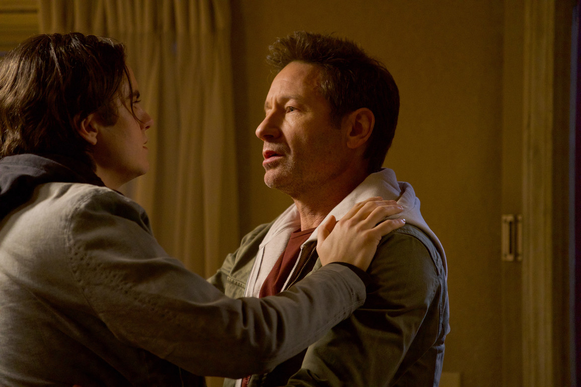 The X-Files episode 1110 - William and Mulder