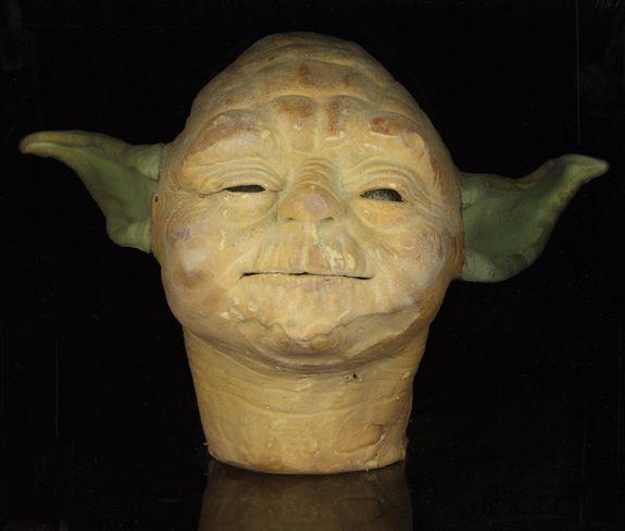 Yoda Head