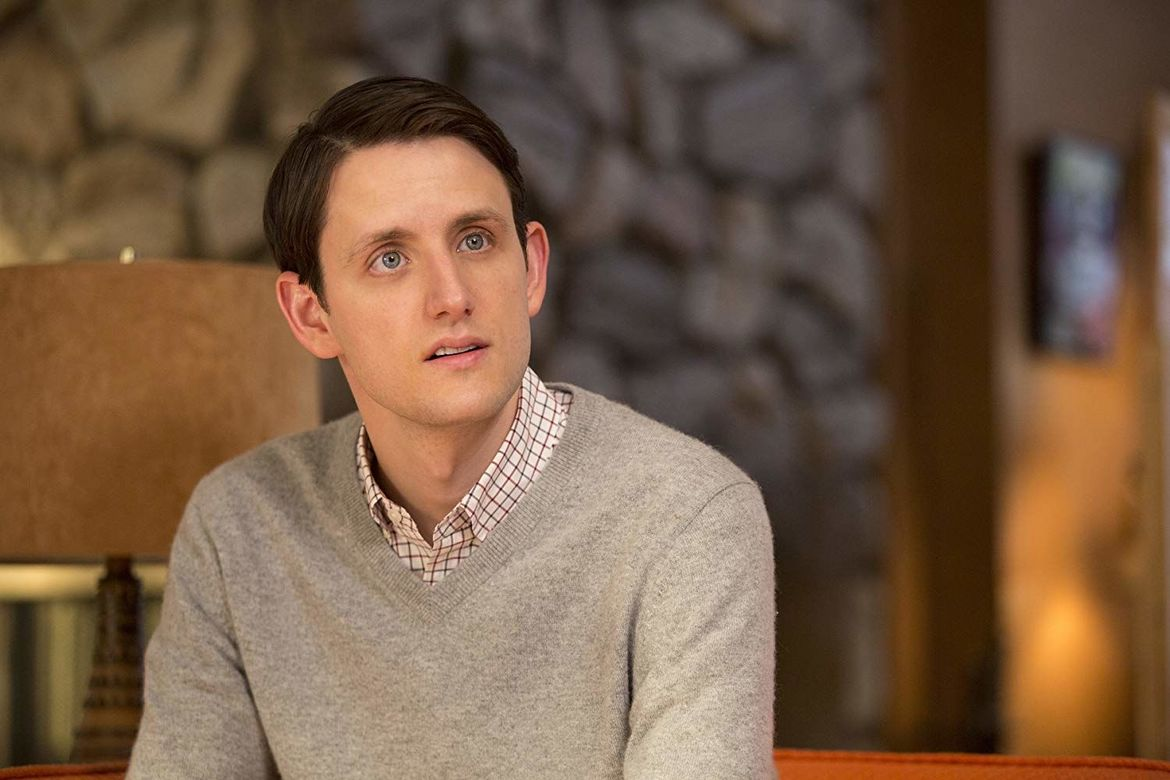 zach woods hbo silicon valley
