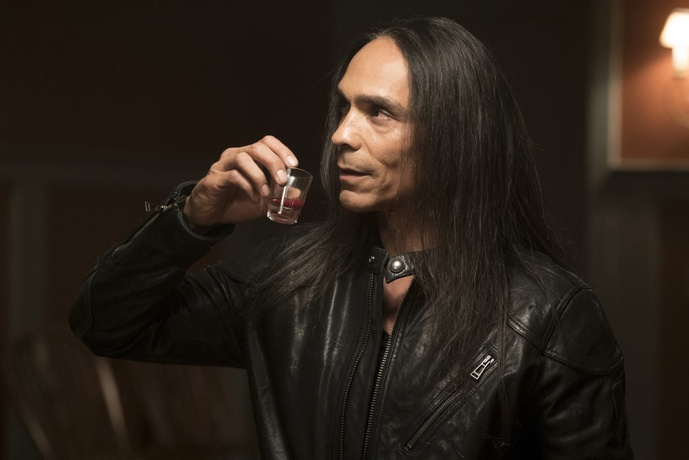 Zahn McClarnon, Midnight, Texas