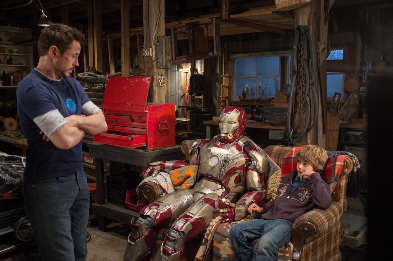 Ty Simpkins, Iron Man 3
