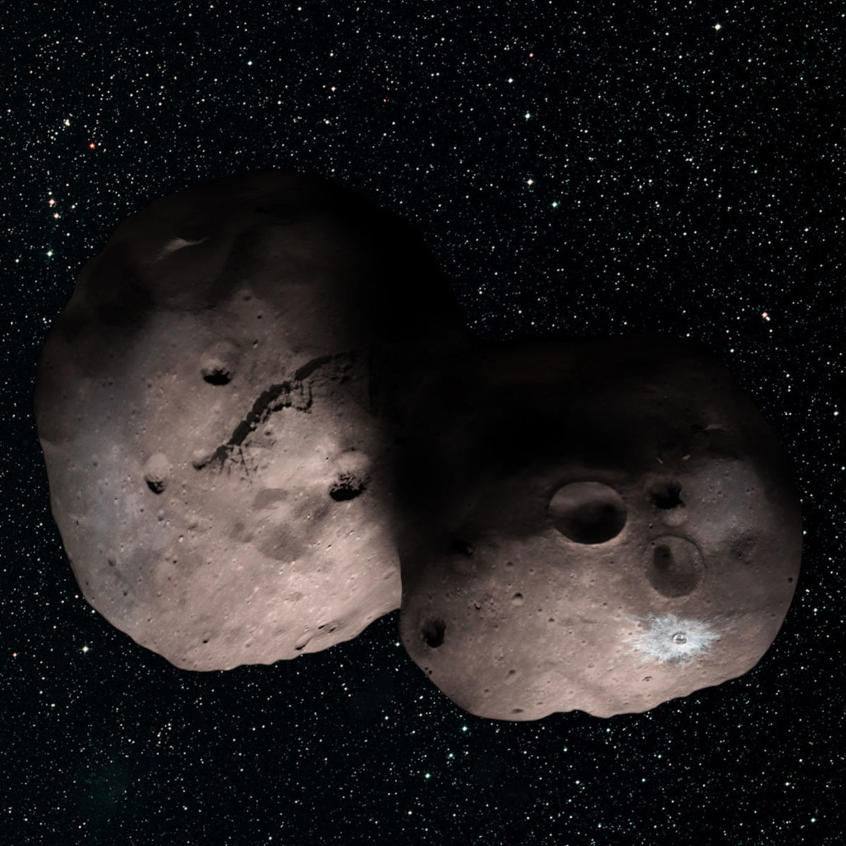 NASA New Horizons spacecraft spots Ultima Thule target for the first time