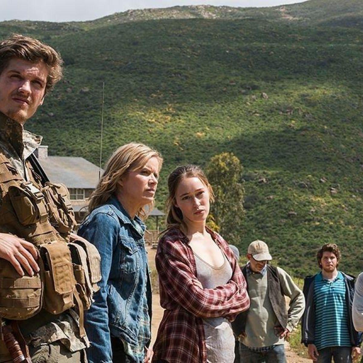 Fear The Walking Dead - Episodes 307 & 308