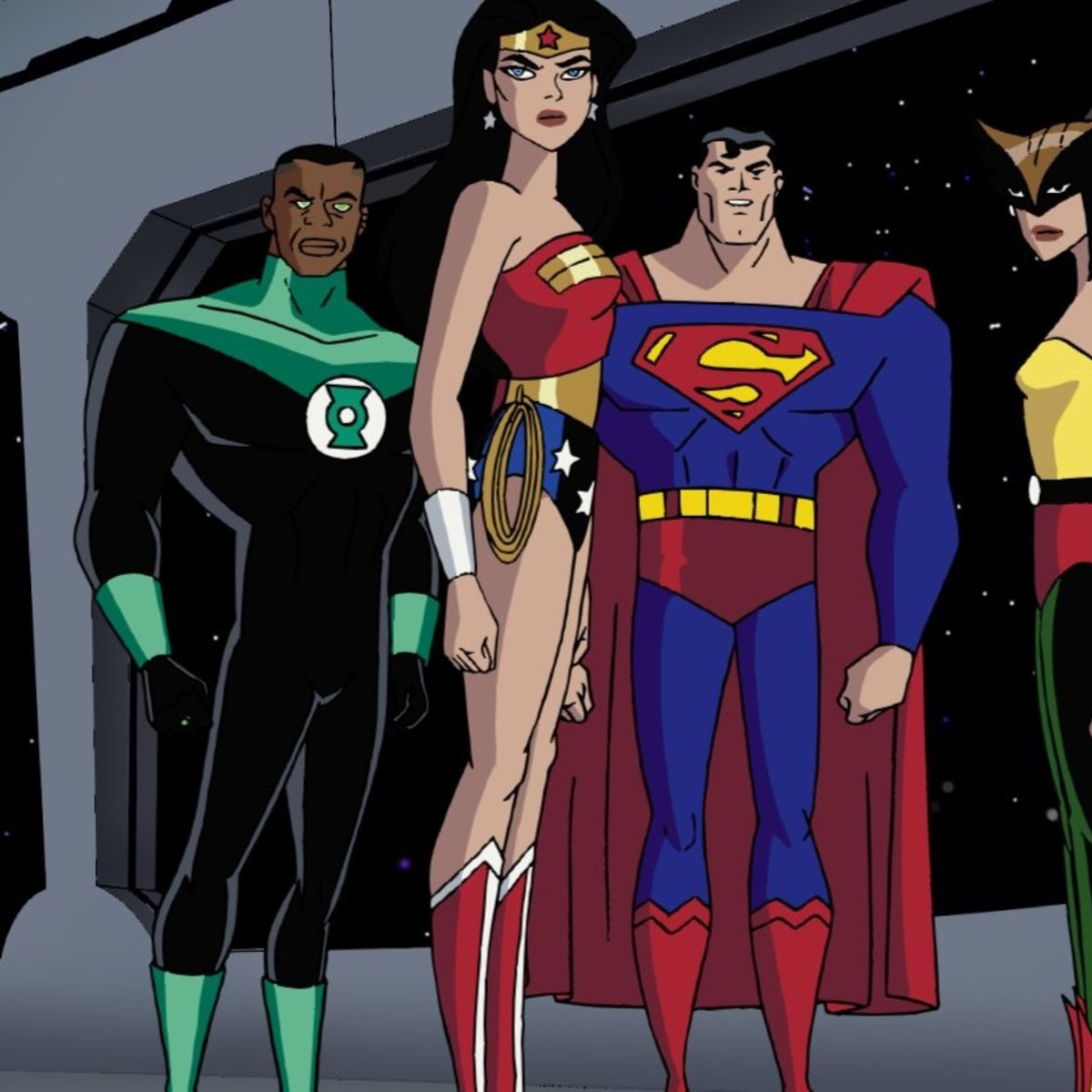 Cast of the early 2000\'s Justice league animated series reunite for ...
