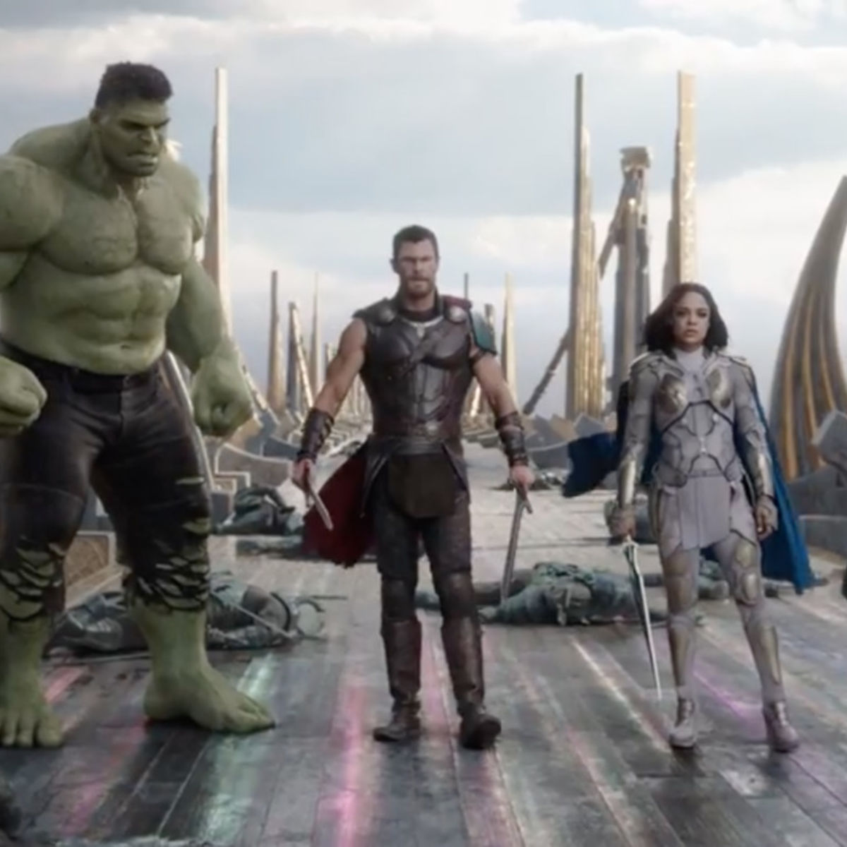 Thor: Ragnarok is the most political Marvel movie and comment on ...