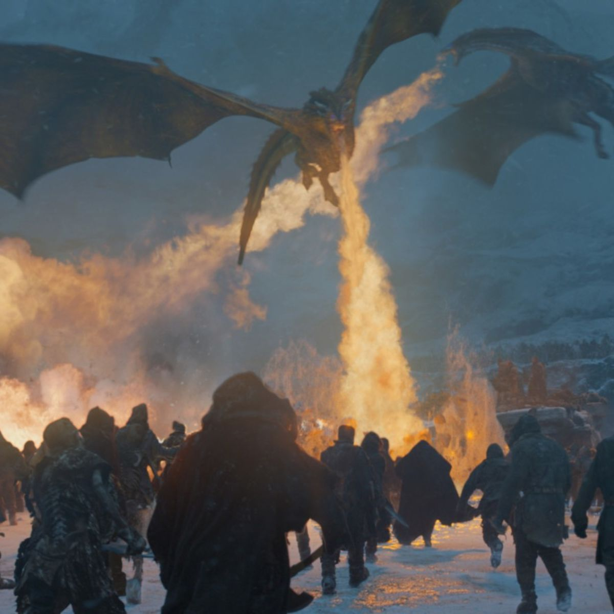 First Photo From Final 'Game Of Thrones' Season Revealed On EW Cover
