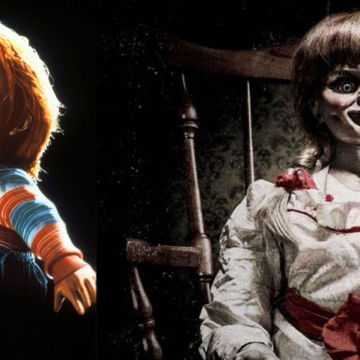 Chucky Which Creepy Doll Should You Fear The Most