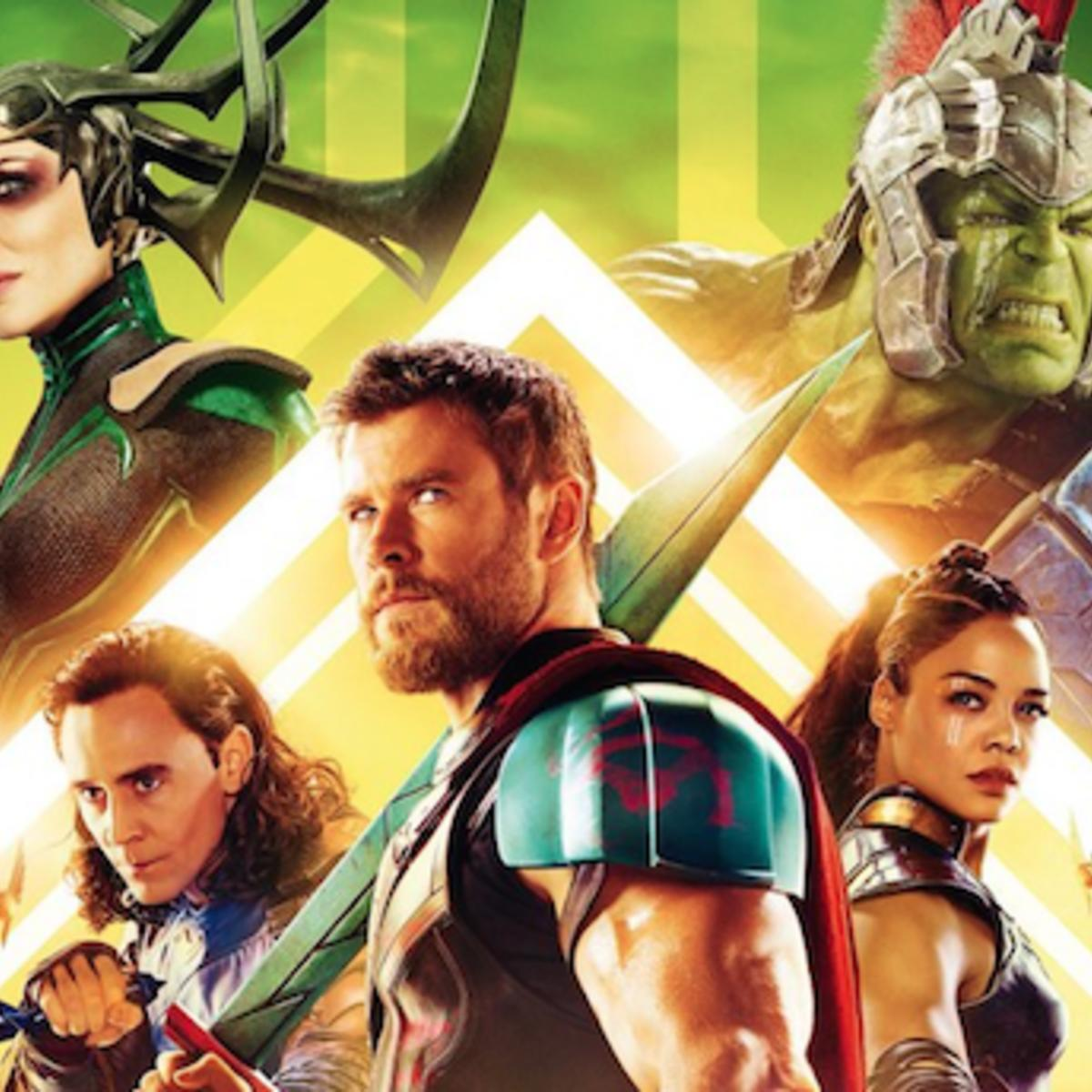 The Two Faces Of Hela Haunt This New Pair Thor Ragnarok Posters