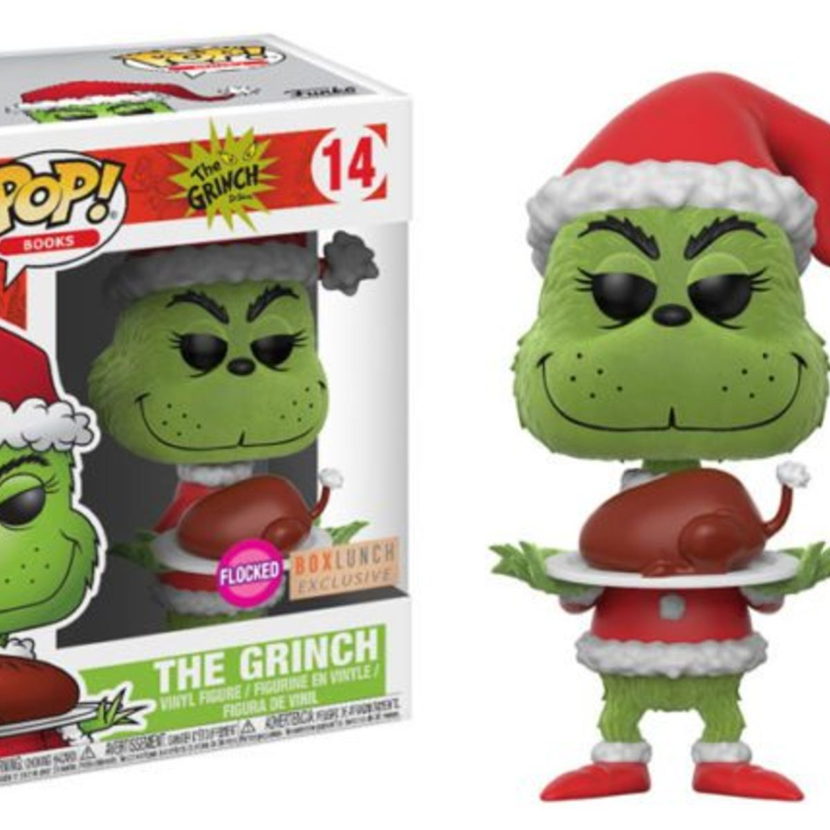 Funko unveils merry new line of How The Grinch Stole Christmas Pop ...