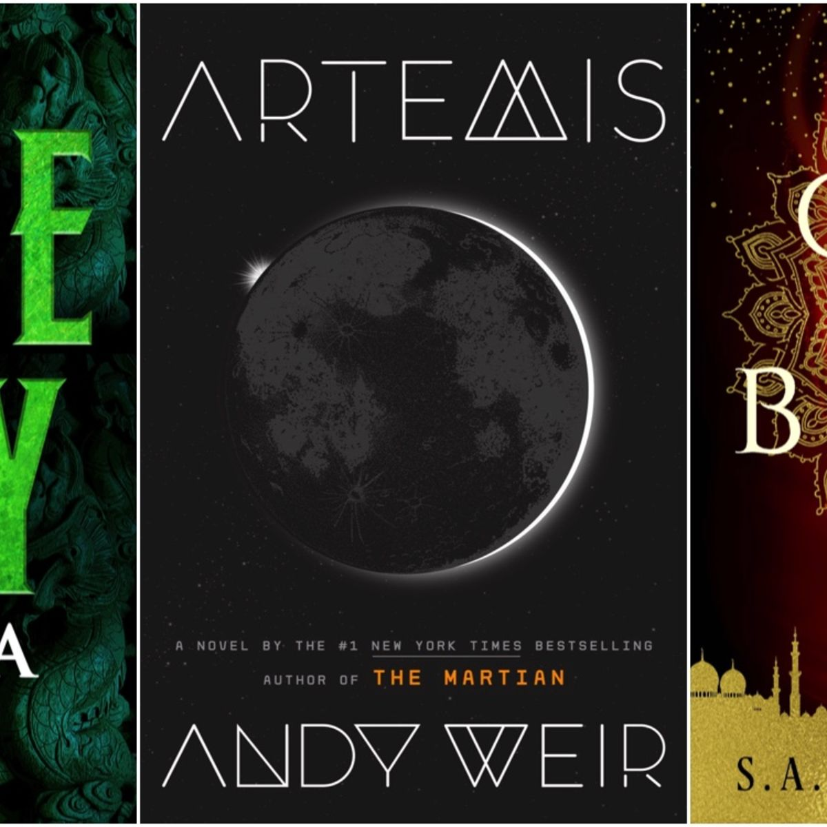 Syfy 8 New Release Books To Check Out In November Wire Wiring For Dummies
