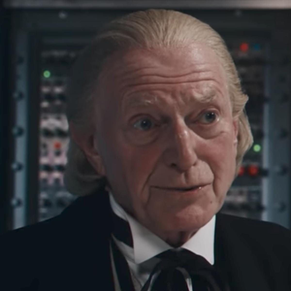doctor who deals with regenerations and tardis design in the first clip from upcoming christmas special