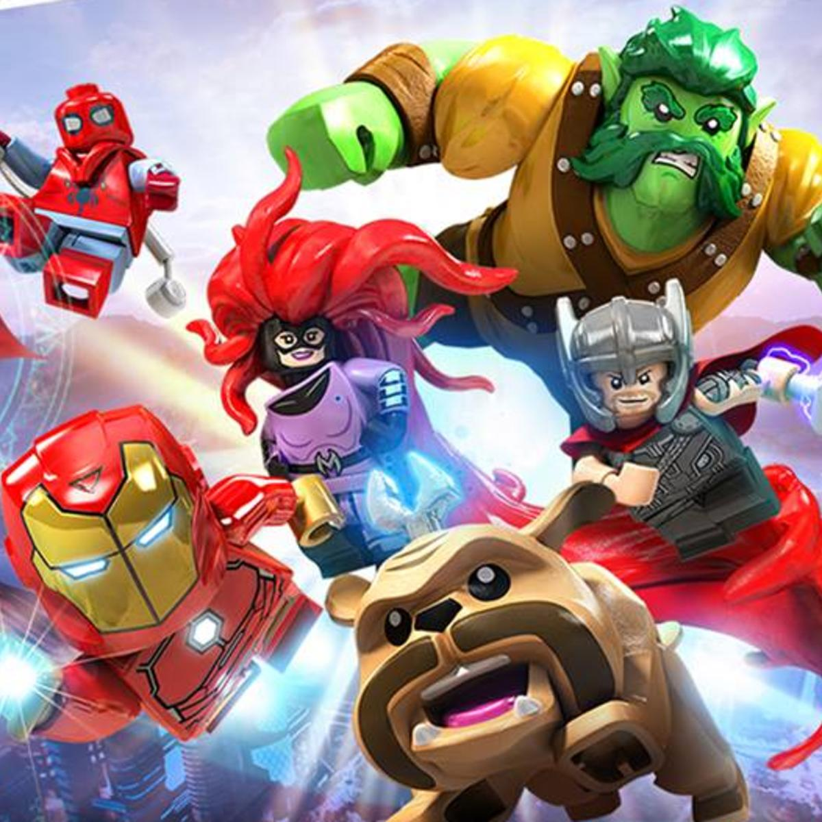 Syfy travel through space and time with lego marvel superheroes 2 travel through space and time with lego marvel superheroes 2 story trailer voltagebd Gallery