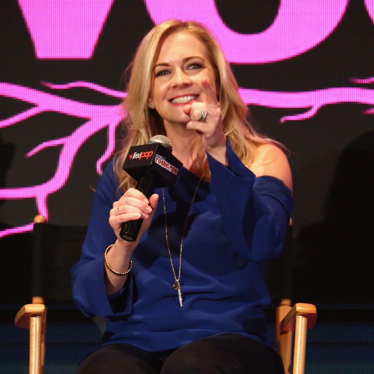The Watcher In The Woods, Melissa Joan Hart, Paula Hart, New York Comic Con 2017