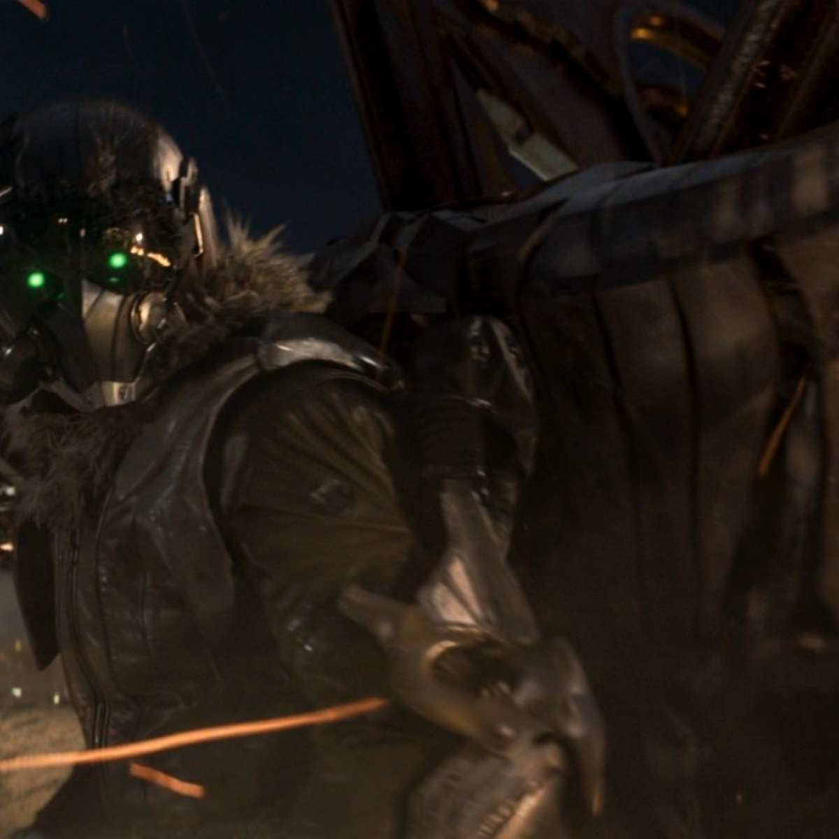 Spider-Man: Homecoming, vulture