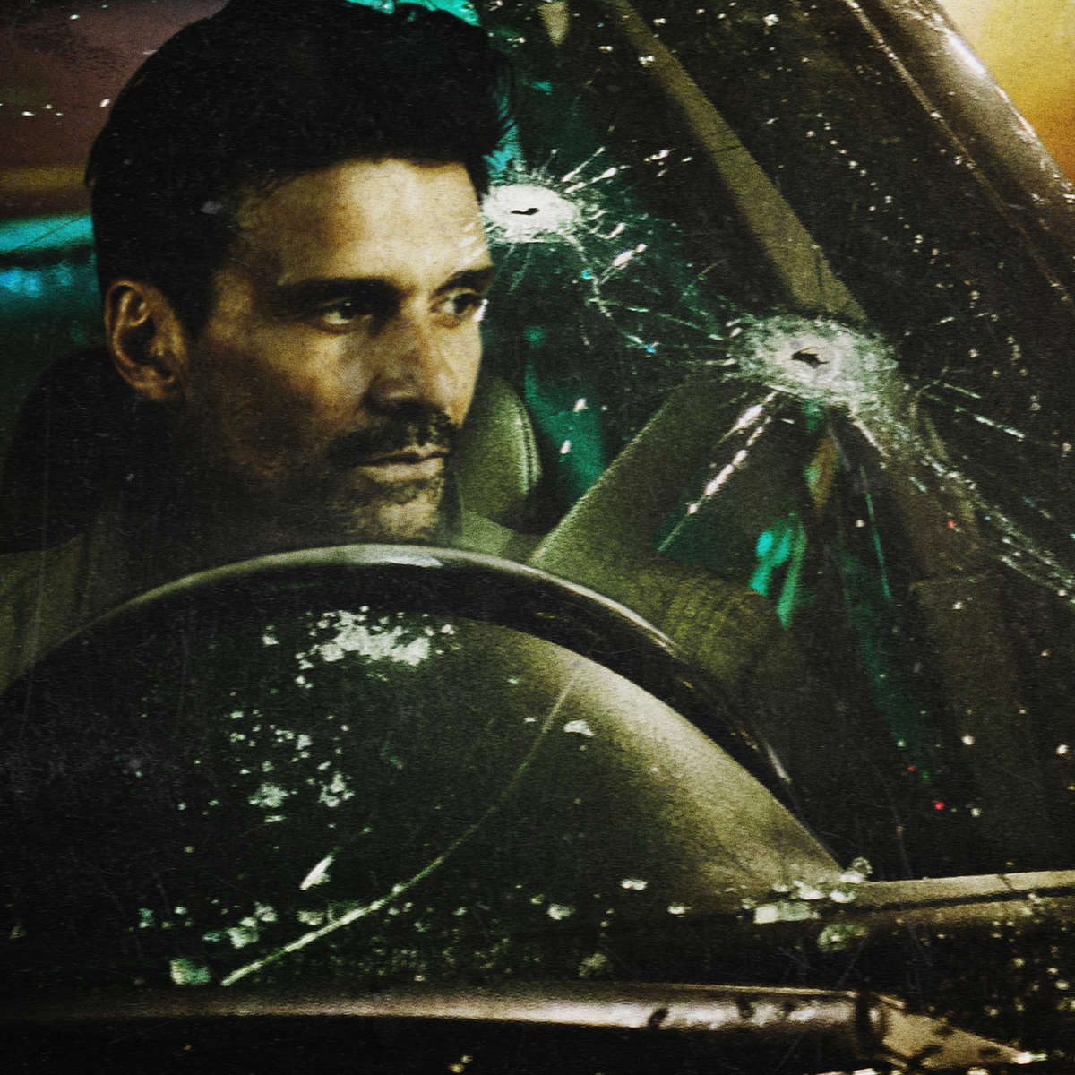 WATCH: Frank Grillo Says His Netflix Movieu0027s Stunts Will Blow You Off The  Road