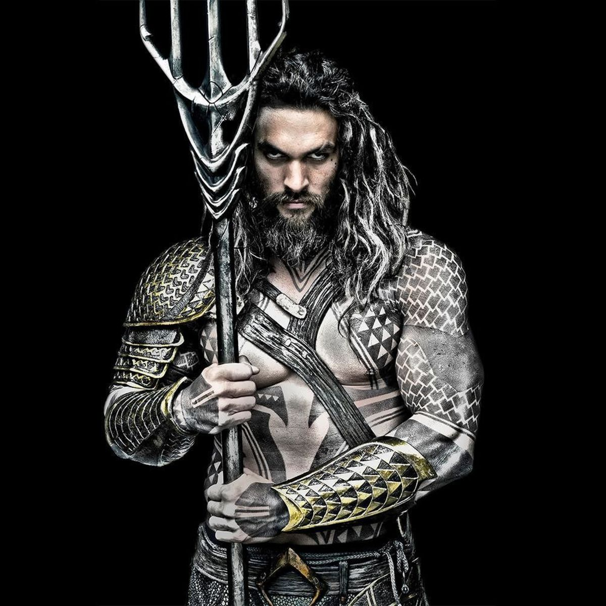 Jason Momoa Promoted 'Aquaman' In The Most Jason Momoa Way Possible