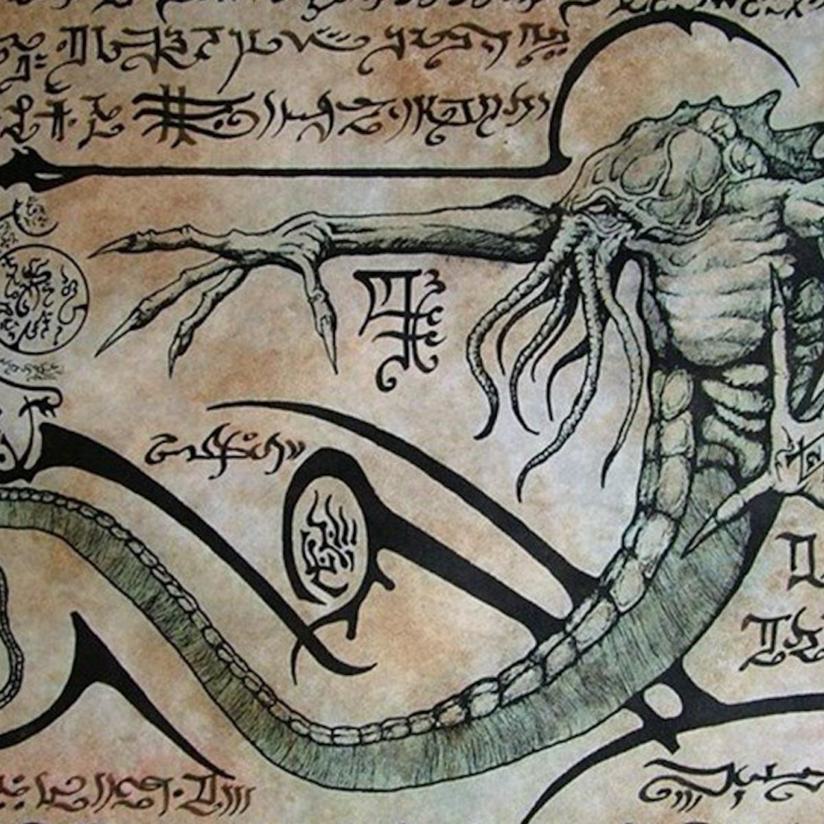 The Rituals Of Cthulhu, Lovecraft