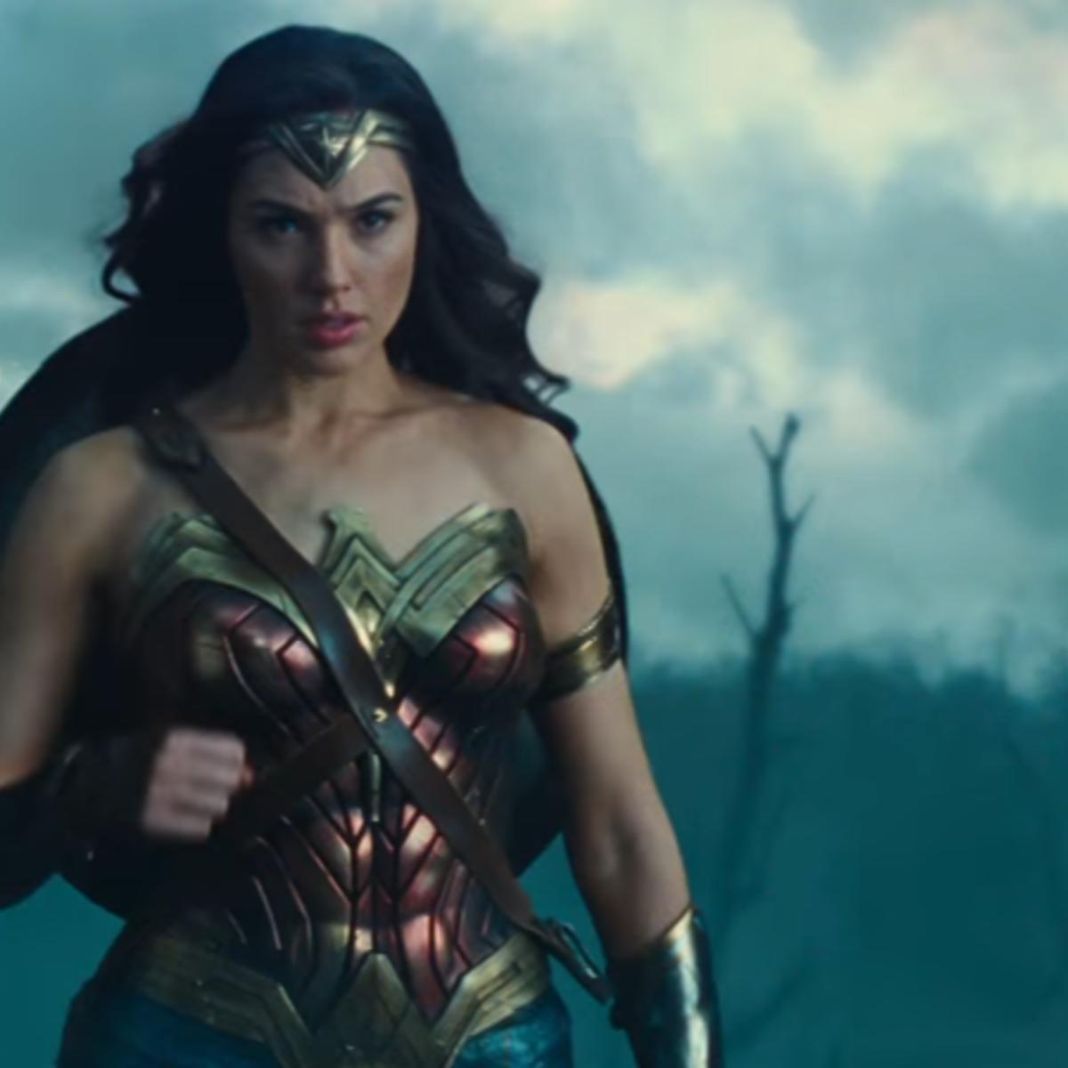 Gal Gadot has a pitch-perfect response to Wonder Woman's Oscar snub
