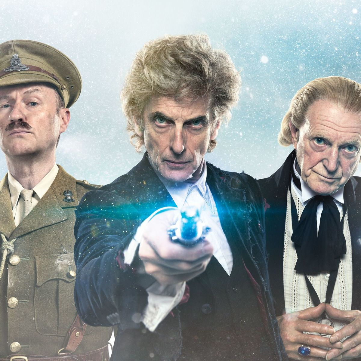 "Doctor Who Christmas Special, ""Twice Upon a Time"""