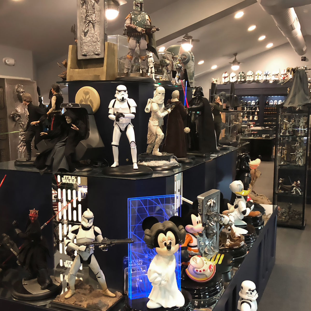 Fandom Files Star Wars collection