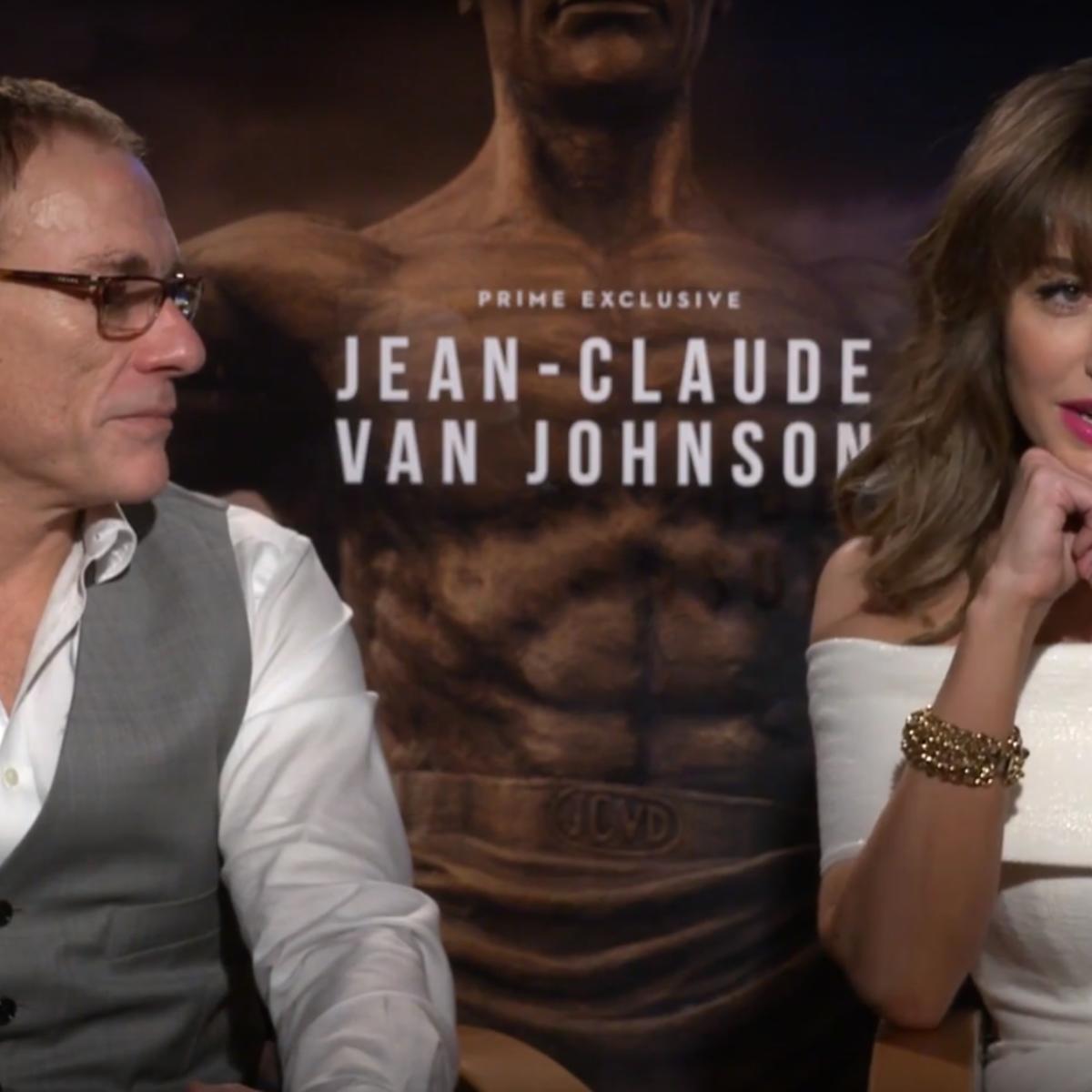 jean-claude-van-damme-kat-foster-jean-claude-van-johnson-interview-syfywire-screengrab.png