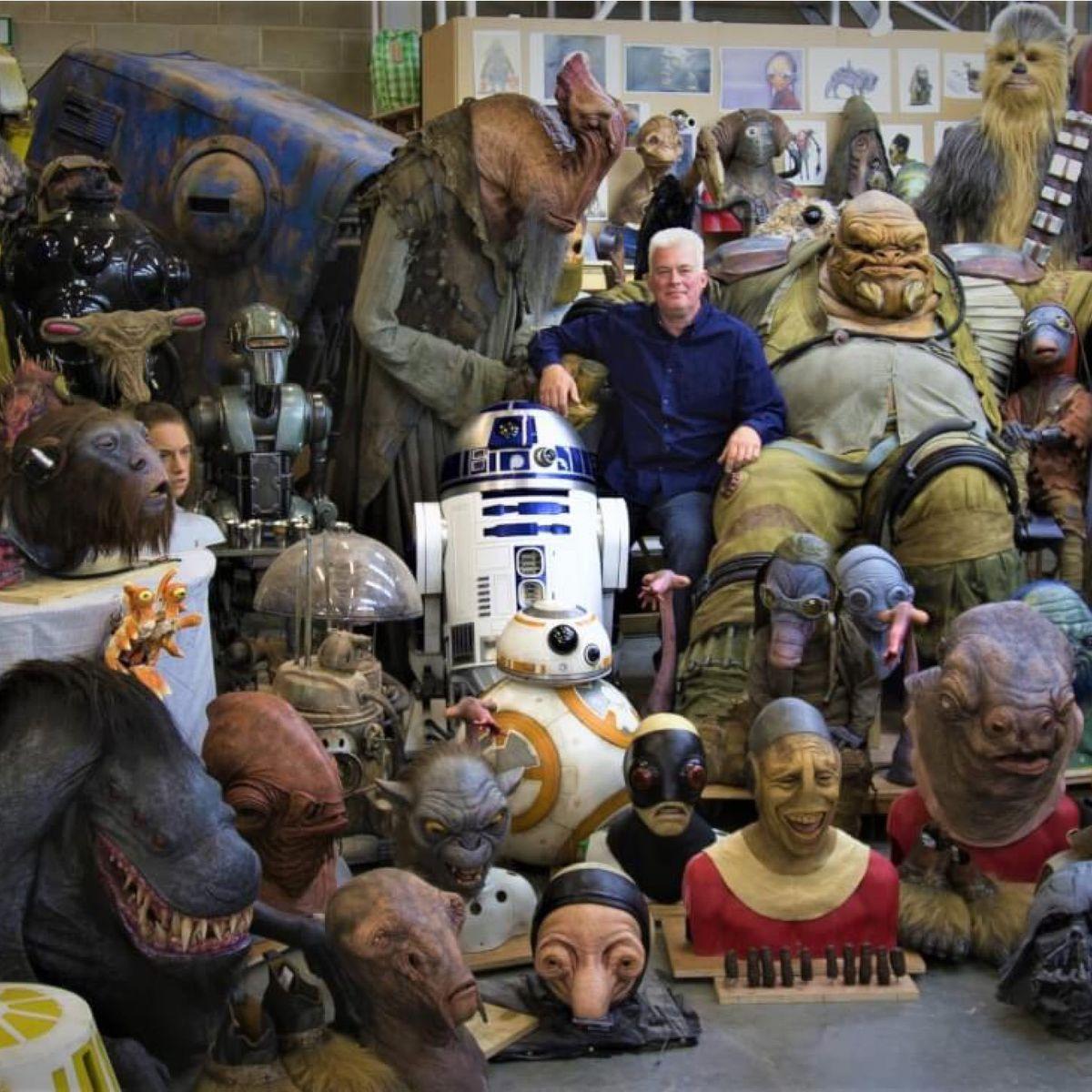 Star Wars creatures