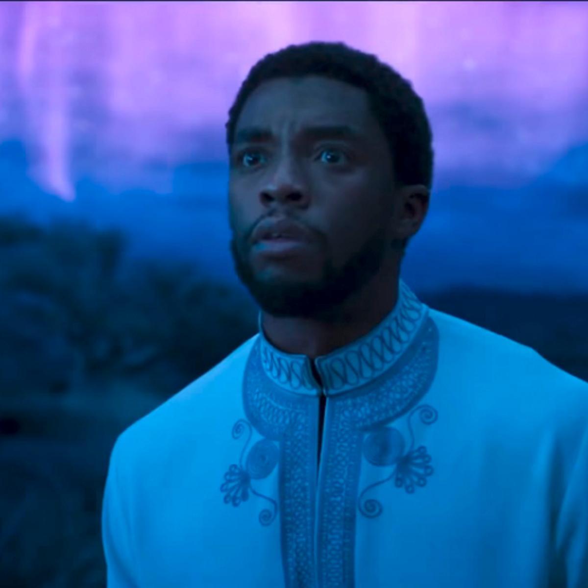 Black Panther spirituality exposure
